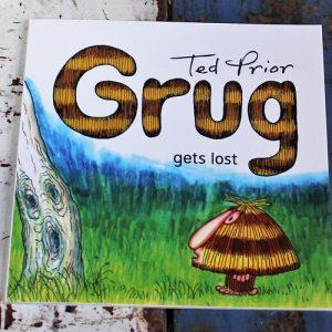 Book – Grug Gets Lost