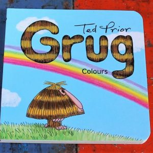 morpeth gift gallery hunter valley grug colours book children's story ted prior 40th birthday anniversary 2019 australian character
