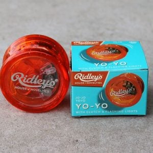 Ridley's Yo-Yo Red