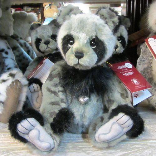 morpeth teddy bears Charlie plush Denny