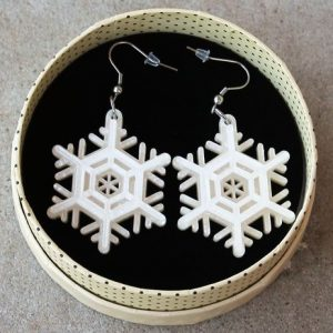 Erstwilder Earrings – Winter Wonderland