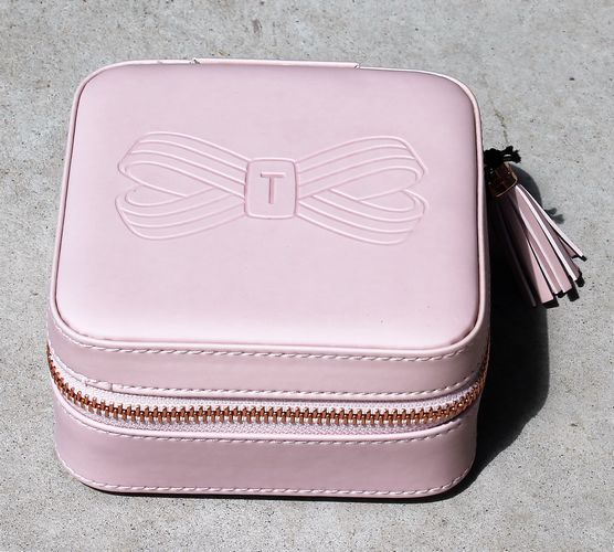 3afc35821 Ted Baker Jewellery Travel Case – Pink – Campbells Online Store