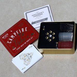 Campfire Poker Set