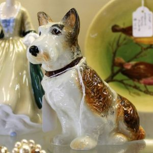 Sylvac Terrier Dog Figurine