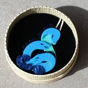Erstwilder Brooch – Deep Sea Danger (Hydra)