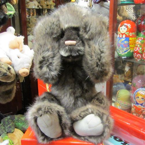 morpeth teddy bears Charlie plush Puggle