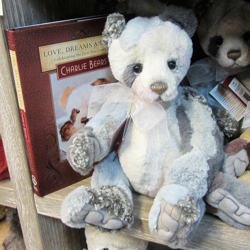 morpeth teddy bears Charlie Taggle plush