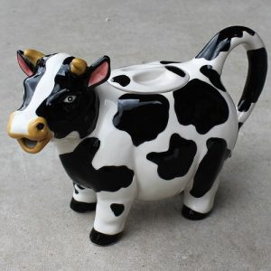 Teapot – Happy Cow