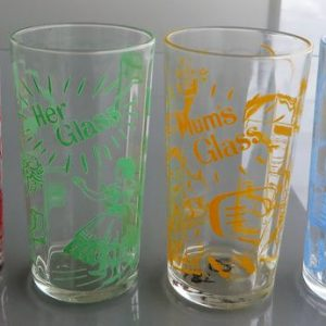 Barnes Honey 'His, Hers, Mum & Dad' Glasses