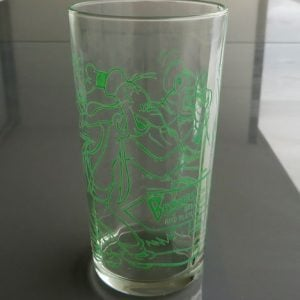 Barnes Honey Disney Glass – Goofey & Jiminy