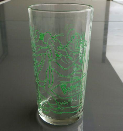 morpeth antique centre hunter valley swanky swig glass jiminy cricket goofey disney 1950's retro collectable condiment jar Kraft ETA Sanitarium Cottee's
