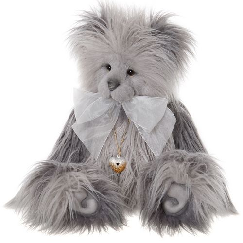 Morpeth Teddy Bears Charlie bears collectable plush 2019 Hunter Valley Joanne grey