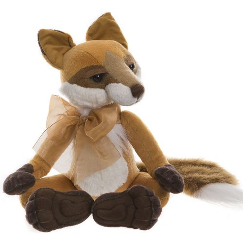 Morpeth Teddy Bears Charlie bears collectable plush 2019 Hunter Valley Sly fox