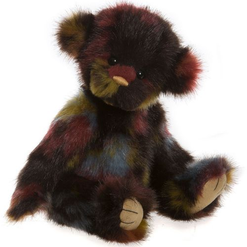 Morpeth Teddy Bears Charlie bears collectable plush 2019 Hunter Valley Splodge