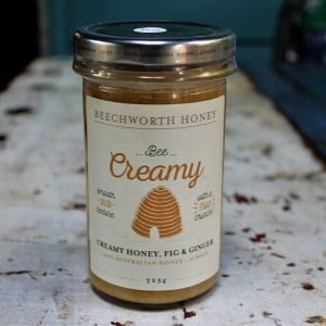 Creamed Honey with Fig & Ginger