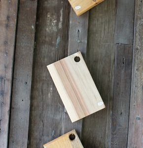 Timber Cheese Board – Small