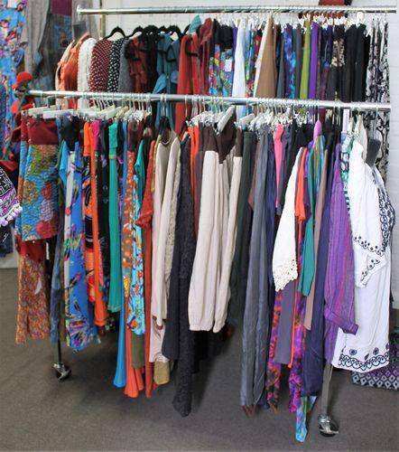 morpeth antique centre hunter valley hyde & silk fashion boutique fair trade clothing and giftware