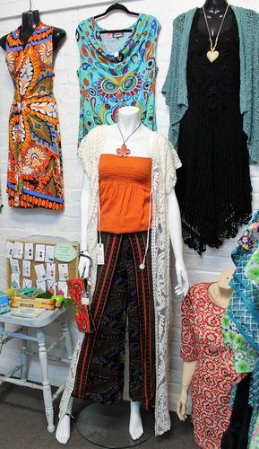 morpeth antique centre hunter valley hyde & silk fashion boutique fair trade clothing and giftware wrap pants