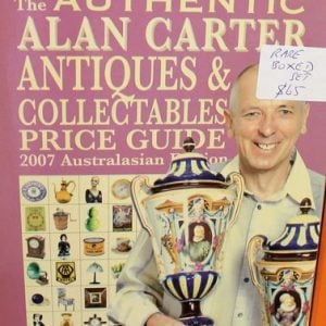 Alan Carter Price Guide – Purple Boxed Set of Two