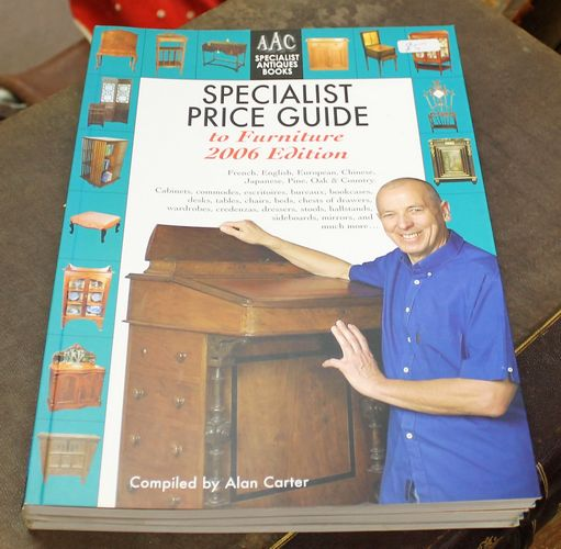 morpeth antique centre hunter valley alan carter reference guide book specialist price guide to furniture 2006 edition