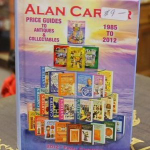 Alan Carter Pocket Guide – 1985 to 2012 Edition