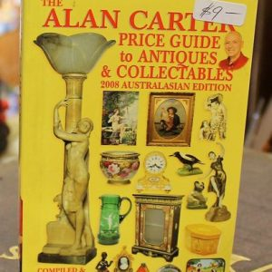 Alan Carter Pocket Guide – Yellow