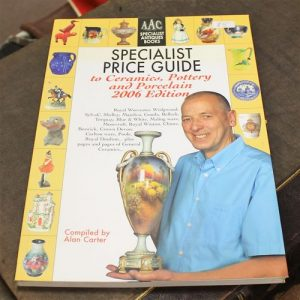 Specialist Price Guide to Ceramics, Pottery & Porcelain