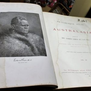 Picturesque Atlas of Australasia – Three Volumes