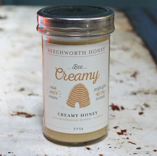 morpeth gourmet foods hunter valley creamed honey beechworth