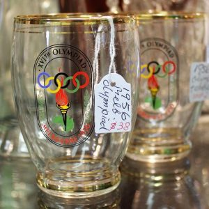 Melbourne 1956 Olympic Games Glasses