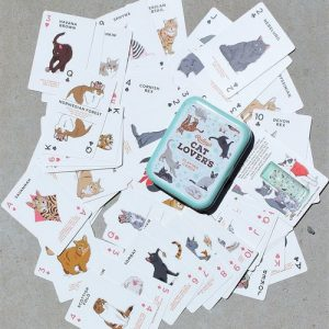 Playing Cards – Cat Lover's