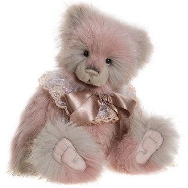 Morpeth Teddy Bears Charlie bear collectible plush 2019 Hunter Valley Aunty B