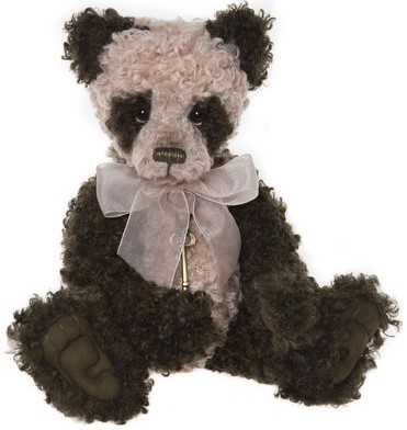 Morpeth Teddy Bears Charlie bear collectible plush 2019 Hunter Valley Ethel