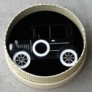 Erstwilder Brooch – Classic Car