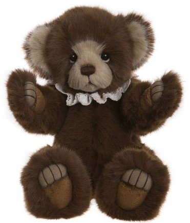 Morpeth Teddy Bears Charlie bear collectible plush 2019 Hunter Valley Lanson