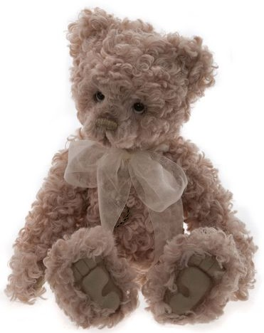 Morpeth Teddy Bears Charlie bear collectible plush 2019 Hunter Valley Pearl