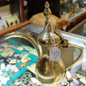 Brass Coffee Pot