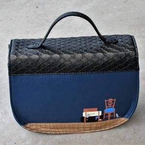 Vendula Antique Saddle Bag
