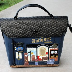 Vendula Antiques Backpack/Handbag