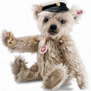 Morpeth Teddy Bears Steiff Captain Keith