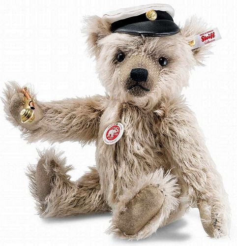 Morpeth Teddy Bears Steiff Captain Keith