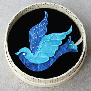 Erstwilder Brooch – Barbarella's Bird