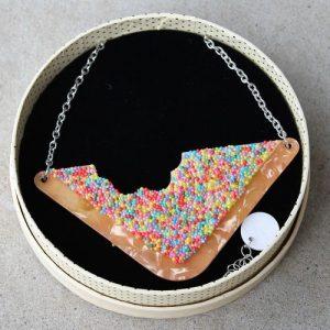 Erstwilder Necklace – Fairy Bread
