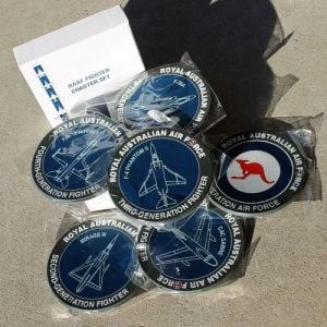 RAAF Fighter Coaster Set