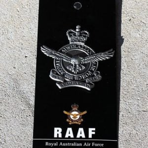 RAAF Hat Badge