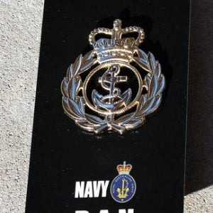 RAN Hat Badge – Chief Petty Officer