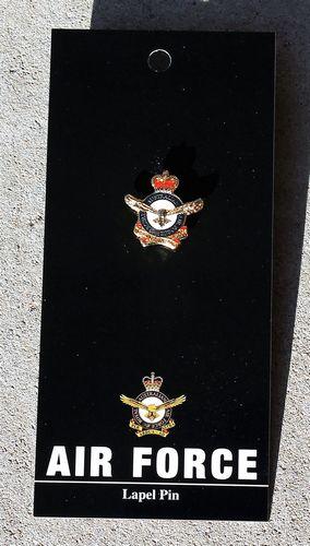RAAF Lapel Pin -