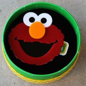 Erstwilder Brooch – Elmo
