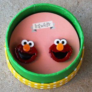 Erstwilder Earrings – Elmo