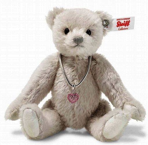 Morpeth Teddy Bears Steiff Love Teddy bracelet